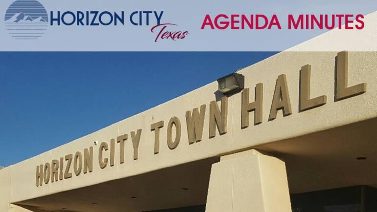 Agenda 3-10-2015 Minutes
